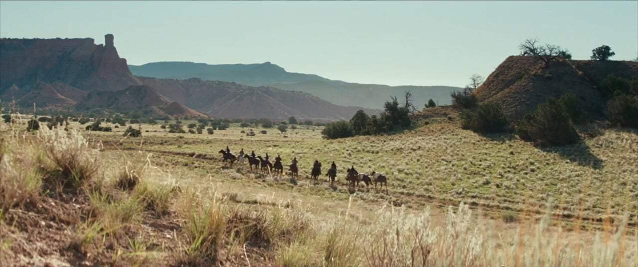 Hostiles (2018) - Commanche Attack Screen Capture #1
