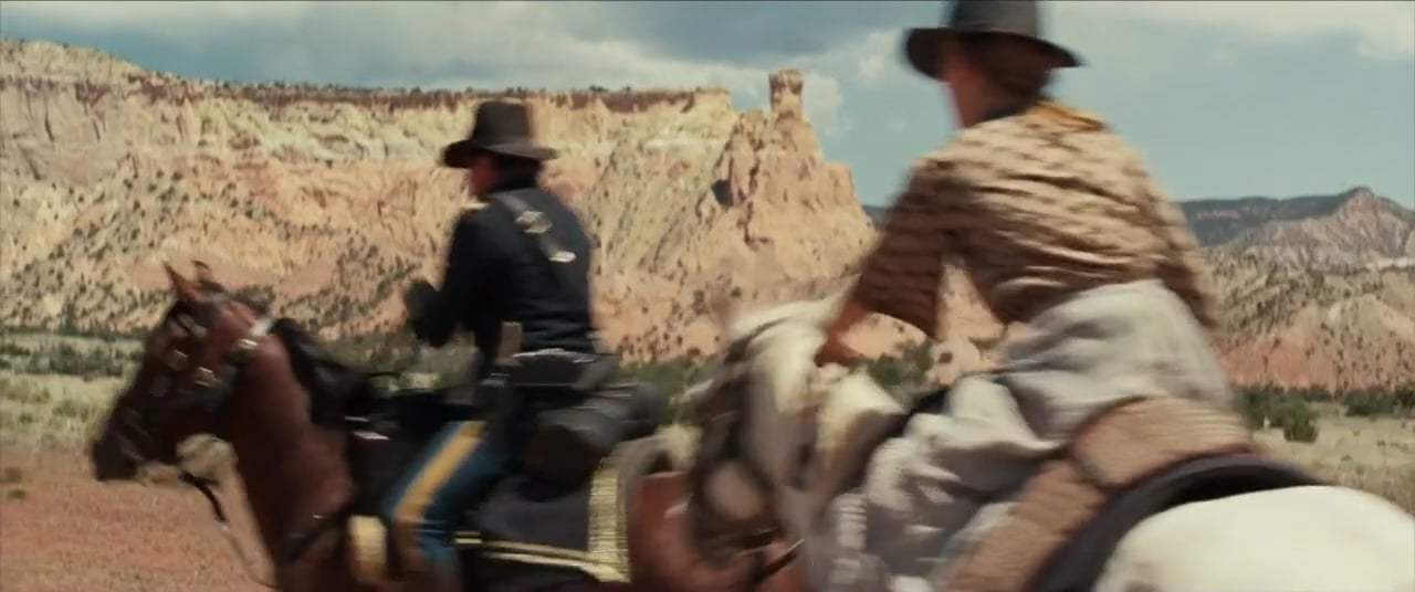 Hostiles (2018) - Commanche Attack Screen Capture #2