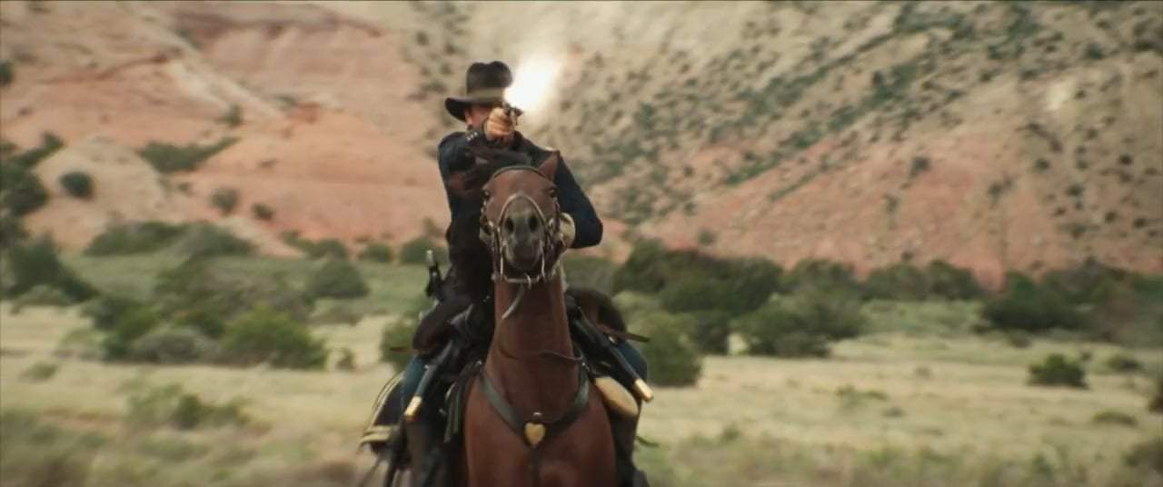 Hostiles (2018) - Commanche Attack Screen Capture #4