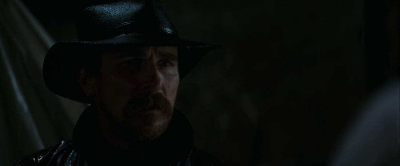Hostiles (2018) - I Don't Feel Anything Screen Capture #2