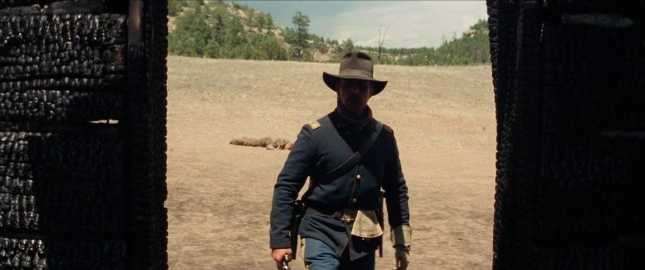 Hostiles (2018) - They Are Sleeping Screen Capture #1