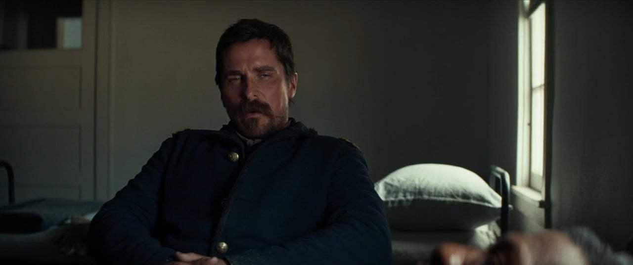 Hostiles (2018) - You Never Let Me Down Screen Capture #1