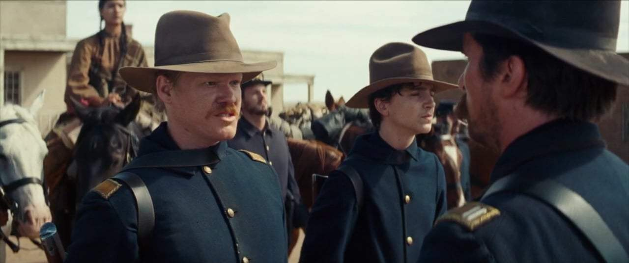 Hostiles (2018) - Meeting the Men Screen Capture #1