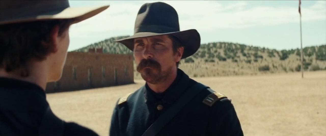 Hostiles (2018) - Meeting the Men Screen Capture #2