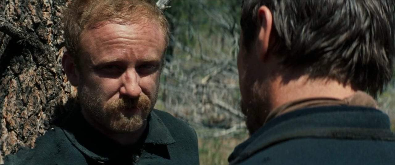 Hostiles (2018) - It Makes You Feel Inhuman Screen Capture #1