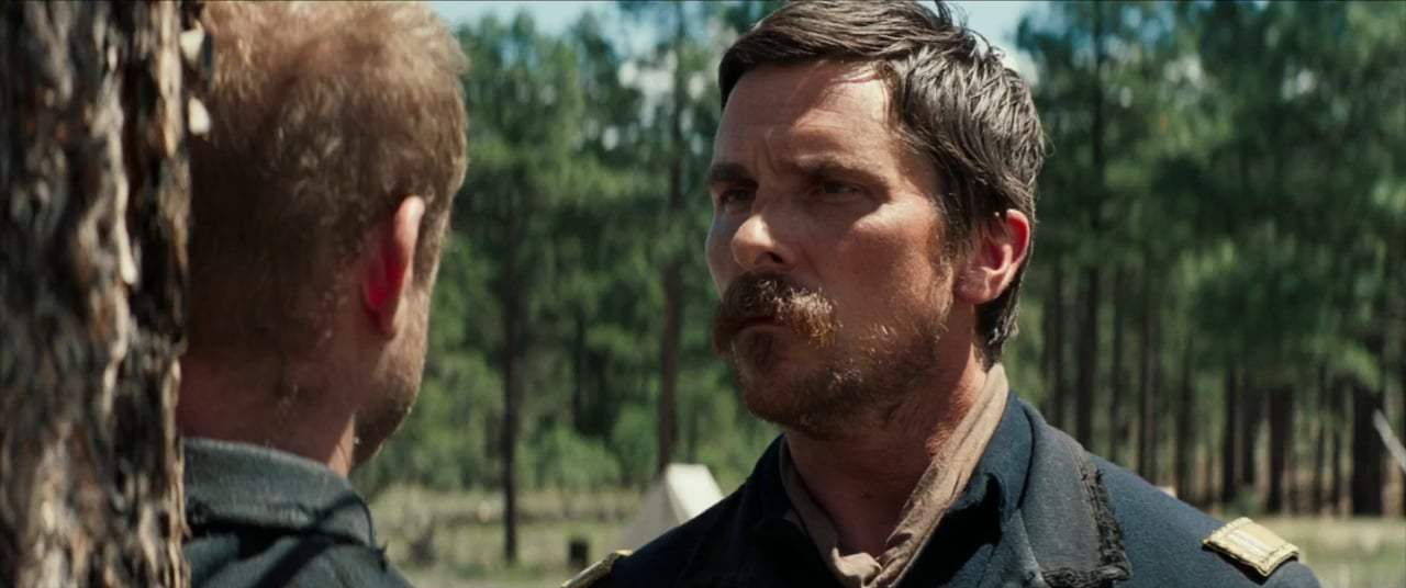 Hostiles (2018) - It Makes You Feel Inhuman Screen Capture #2