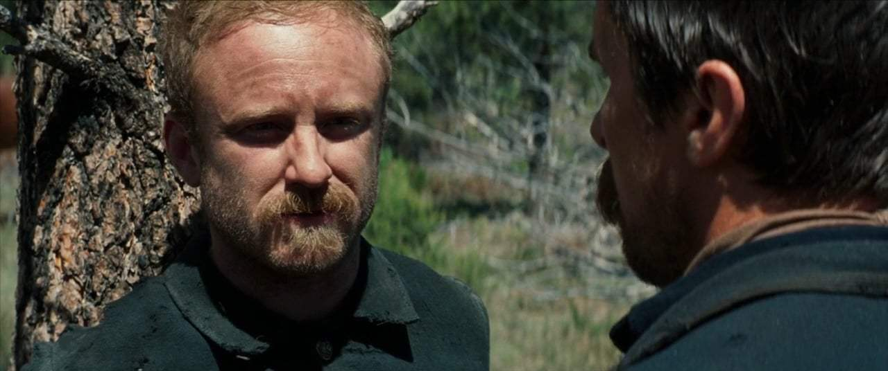 Hostiles (2018) - It Makes You Feel Inhuman Screen Capture #4