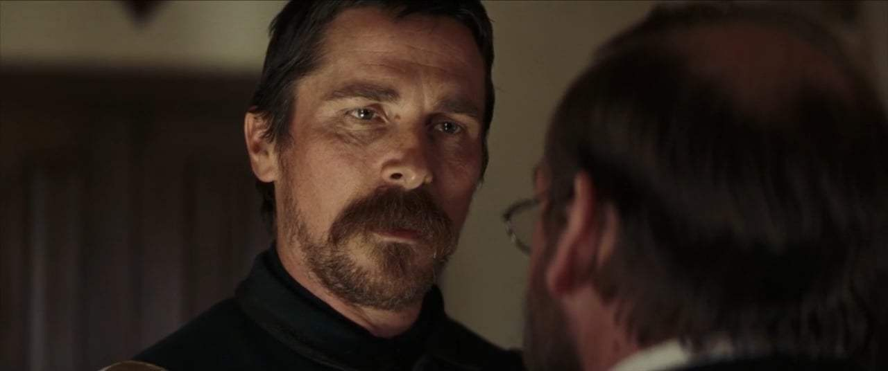 Hostiles (2018) - A Warbag of Reasons Screen Capture #1