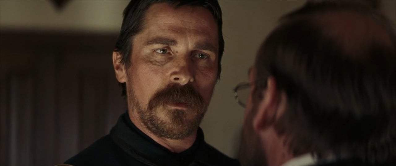 Hostiles (2018) - A Warbag of Reasons Screen Capture #2