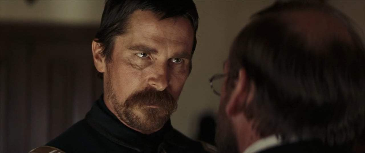 Hostiles (2018) - A Warbag of Reasons Screen Capture #4