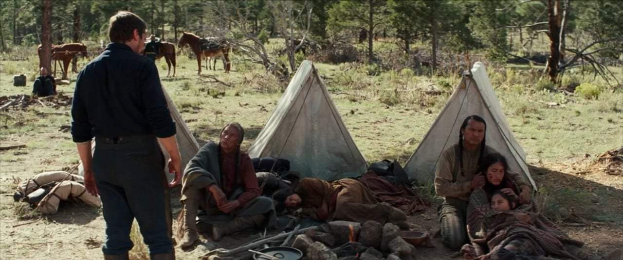 Hostiles (2018) - Anything I Can Do? Screen Capture #1