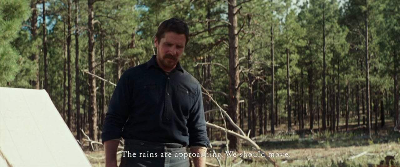 Hostiles (2018) - Anything I Can Do? Screen Capture #3