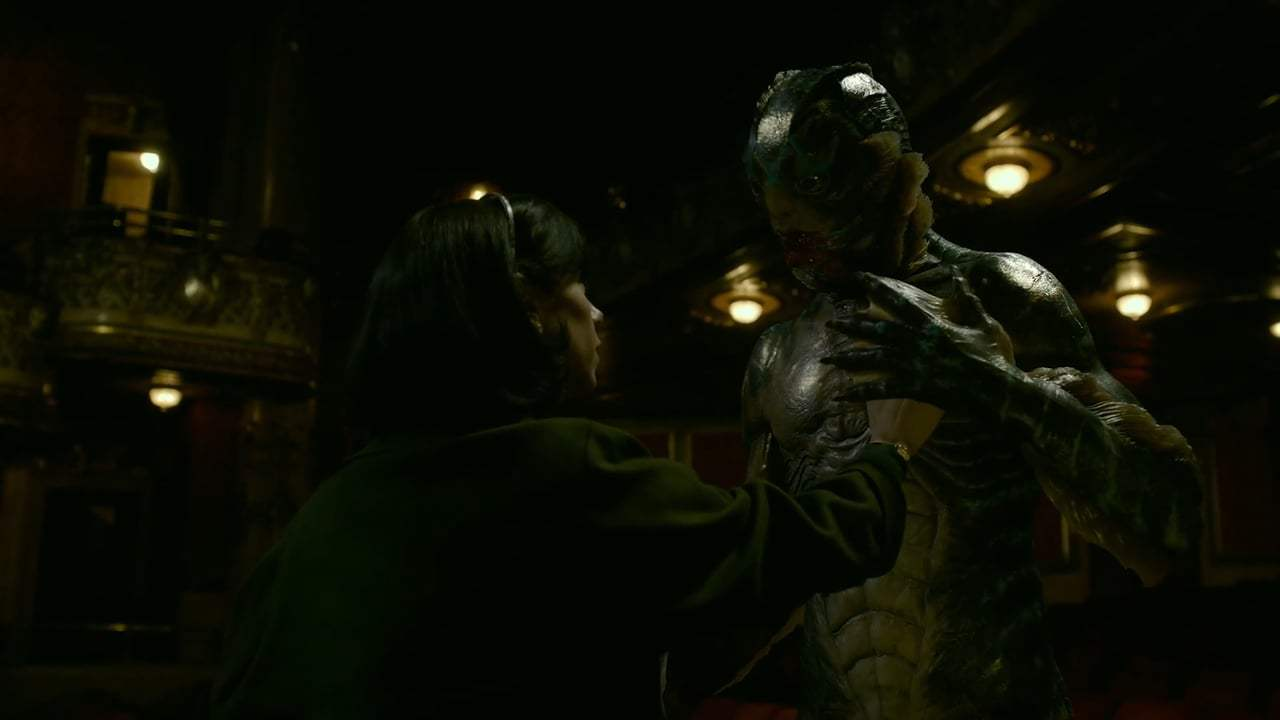 The Shape of Water Featurette - Summoning a Water God (2017) Screen Capture #4