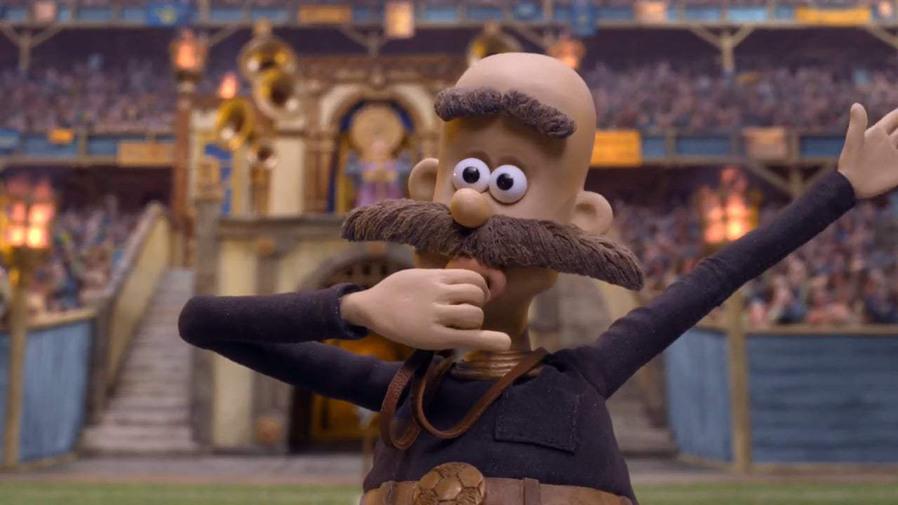 Early Man TV Spot - Clash (2018) Screen Capture #3