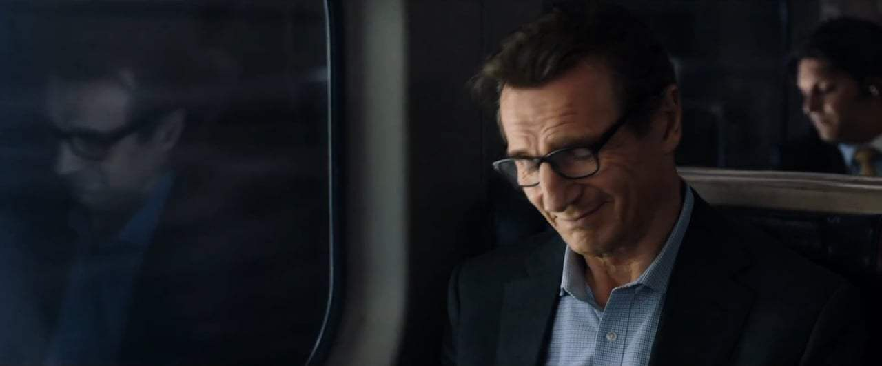 The Commuter TV Spot - Playing Games (2018) Screen Capture #1