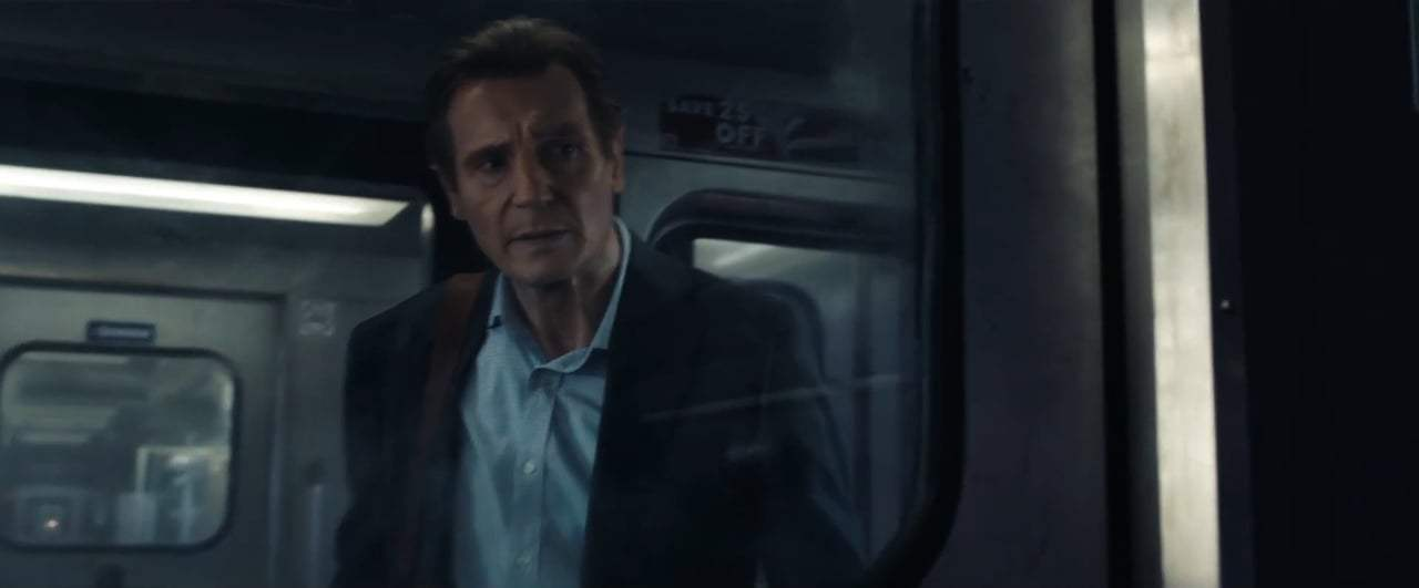 The Commuter TV Spot - Playing Games (2018) Screen Capture #2