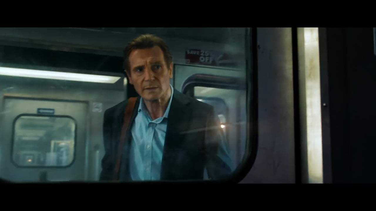 The Commuter TV Spot - Doesn't Belong (2018) Screen Capture #1
