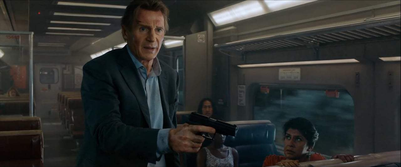 The Commuter (2018) - Hand Me The Phone Screen Capture #4