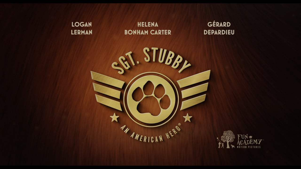 Sgt. Stubby: An American Hero Trailer (2018) Screen Capture #4