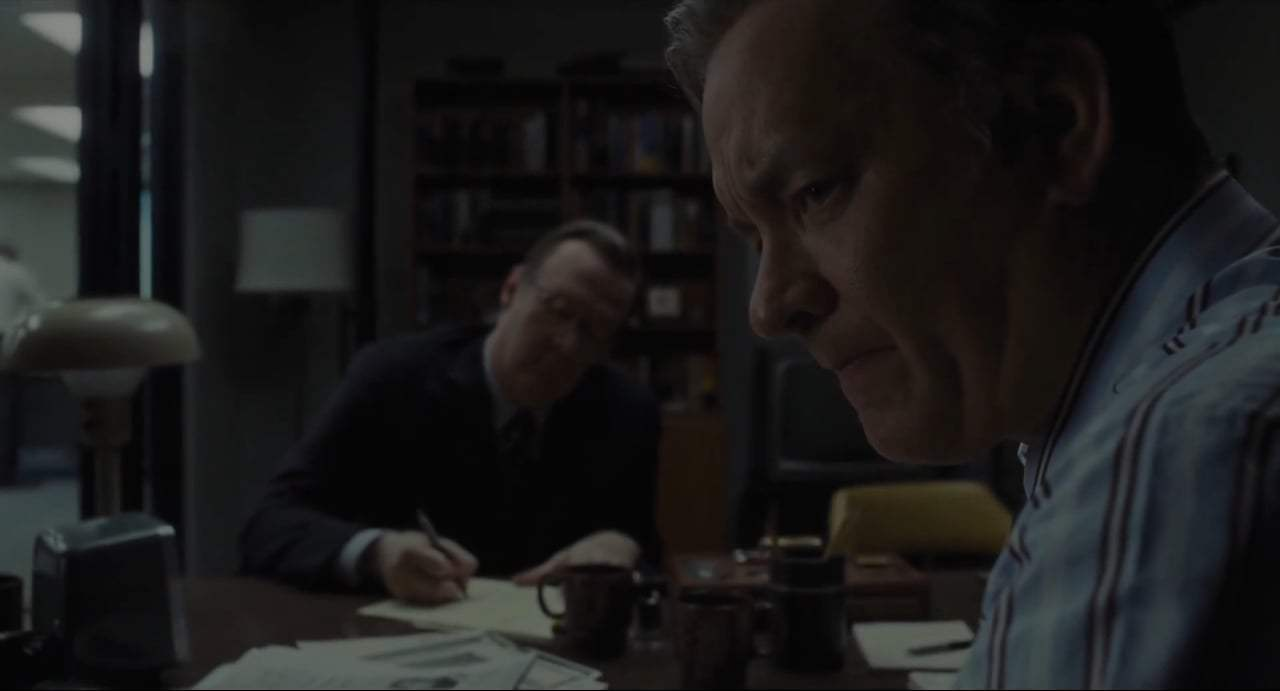 The Post Featurette - Meryl Streep and Tom Hanks (2018) Screen Capture #4
