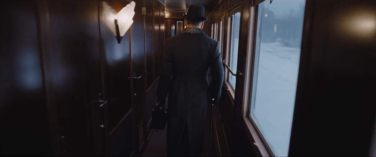 Murder on the Orient Express Music Video -