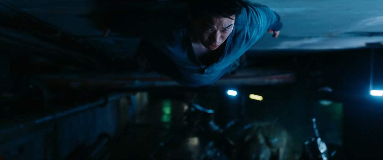 Maze Runner: The Death Cure (2018) - In the Maze Screen Capture #4