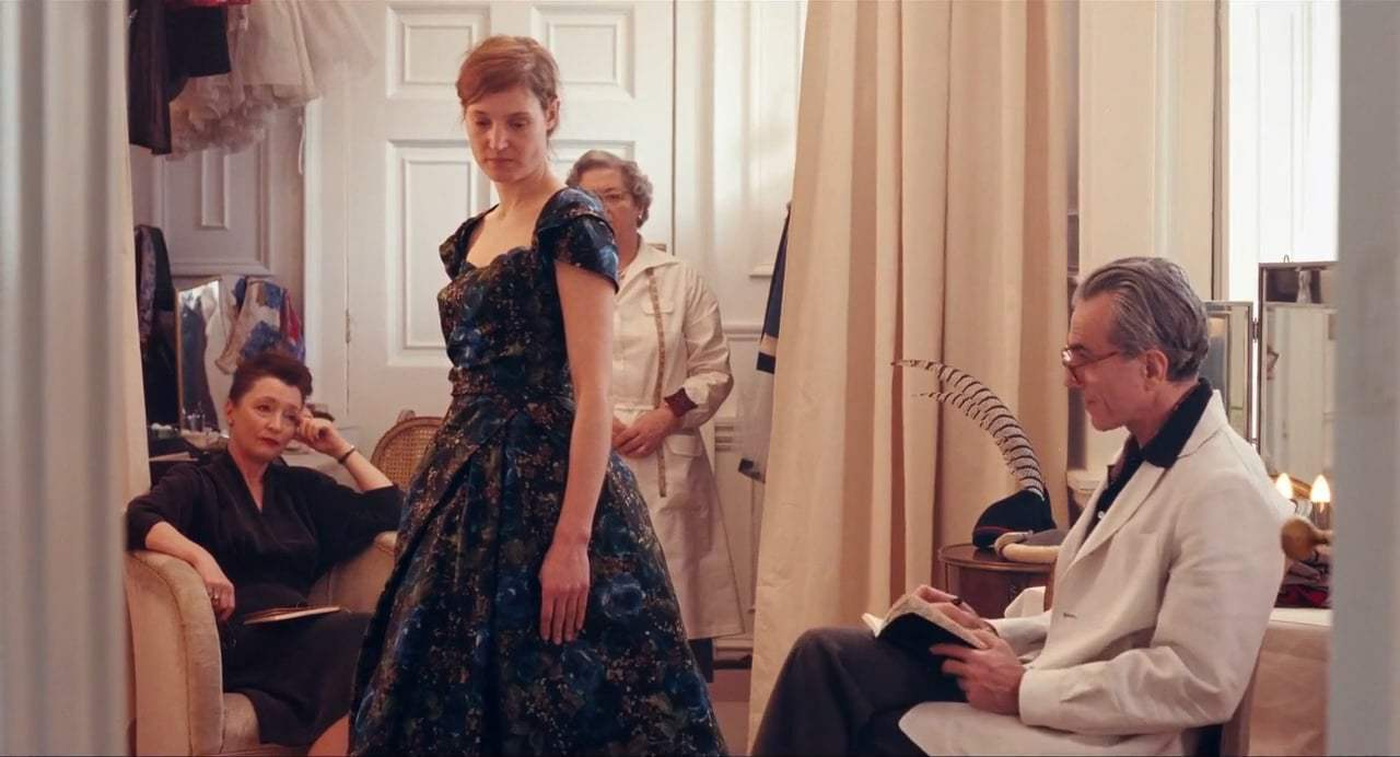 Phantom Thread (2017) - My Own Taste Screen Capture #1