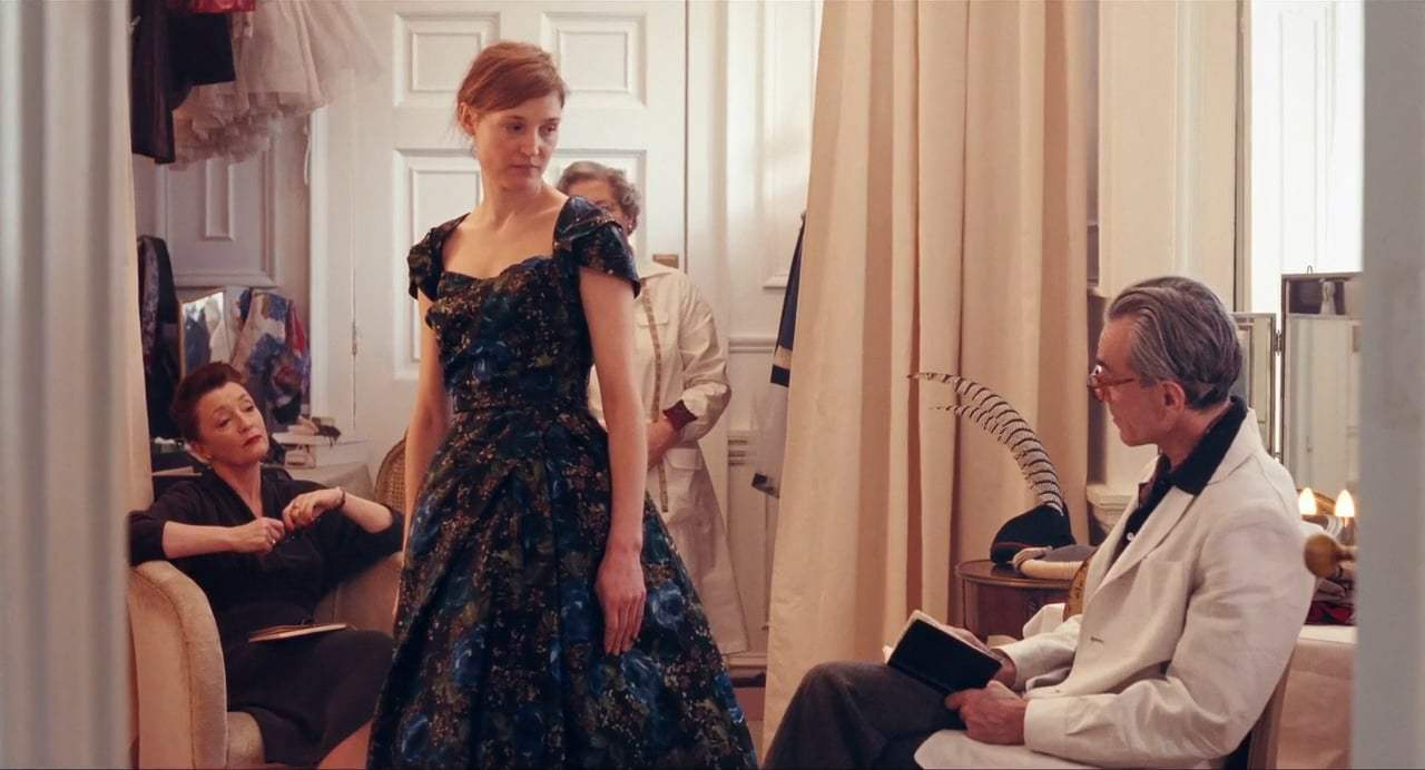 Phantom Thread (2017) - My Own Taste Screen Capture #2