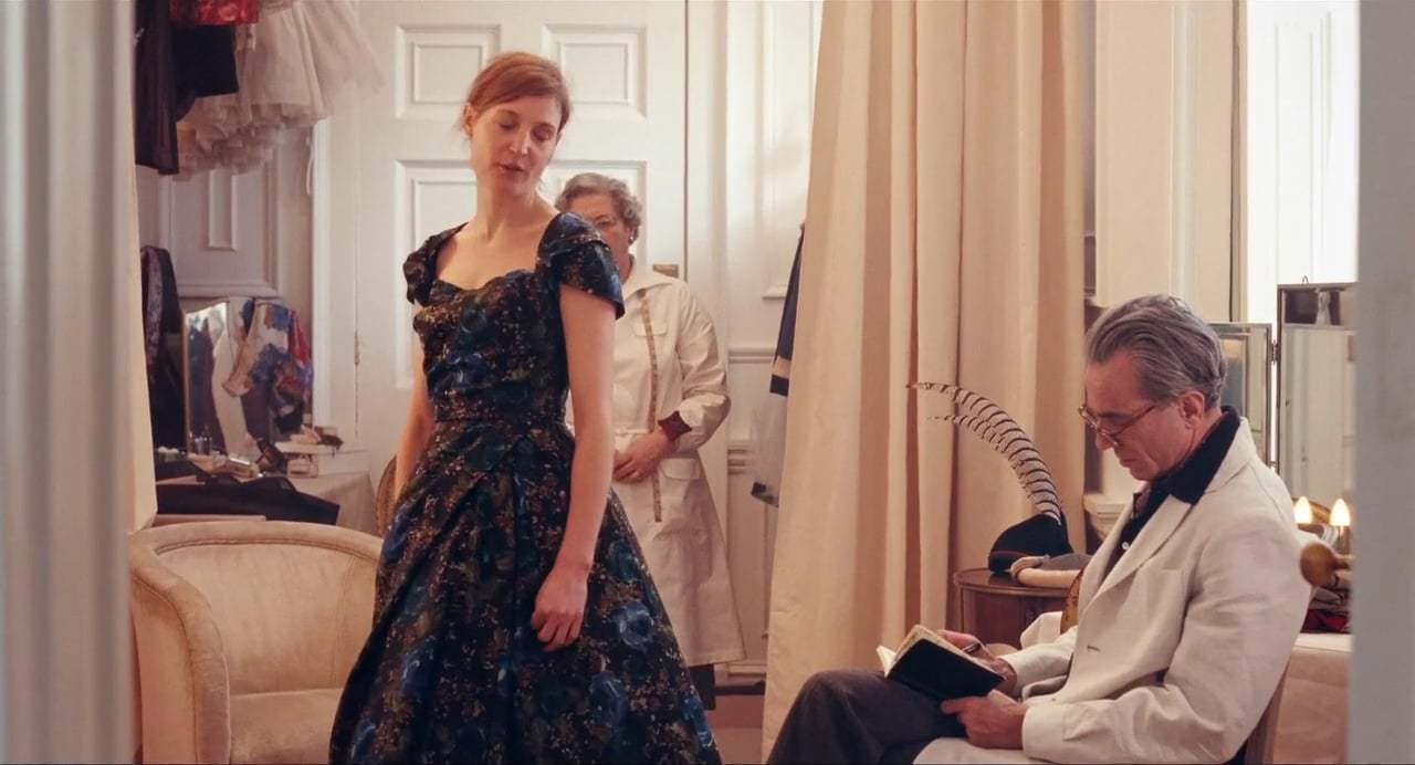 Phantom Thread (2017) - My Own Taste Screen Capture #4