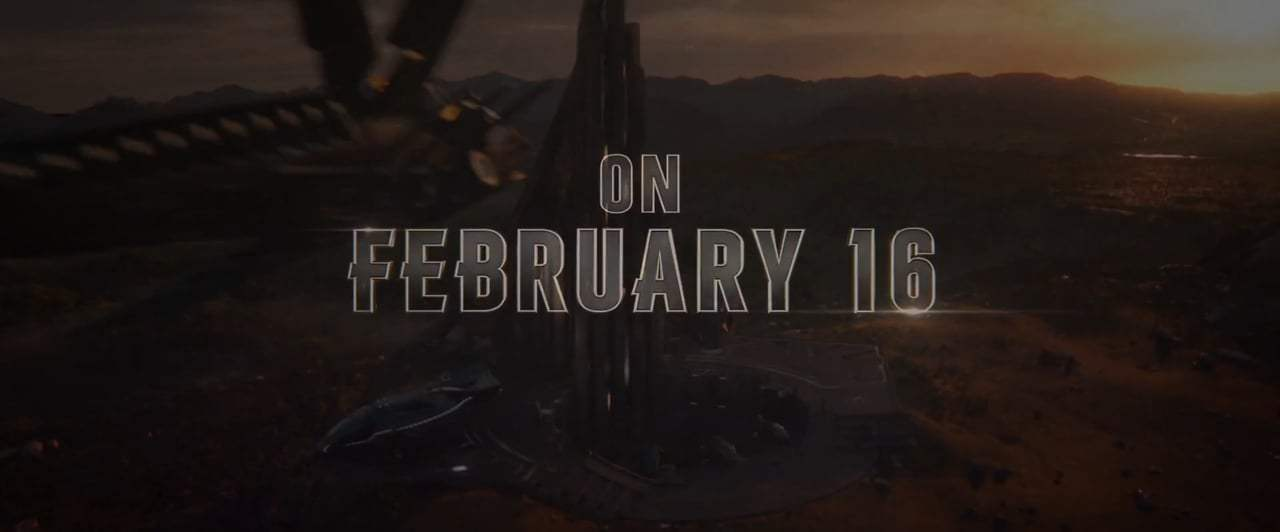 Black Panther Rise Trailer (2018) Screen Capture #2