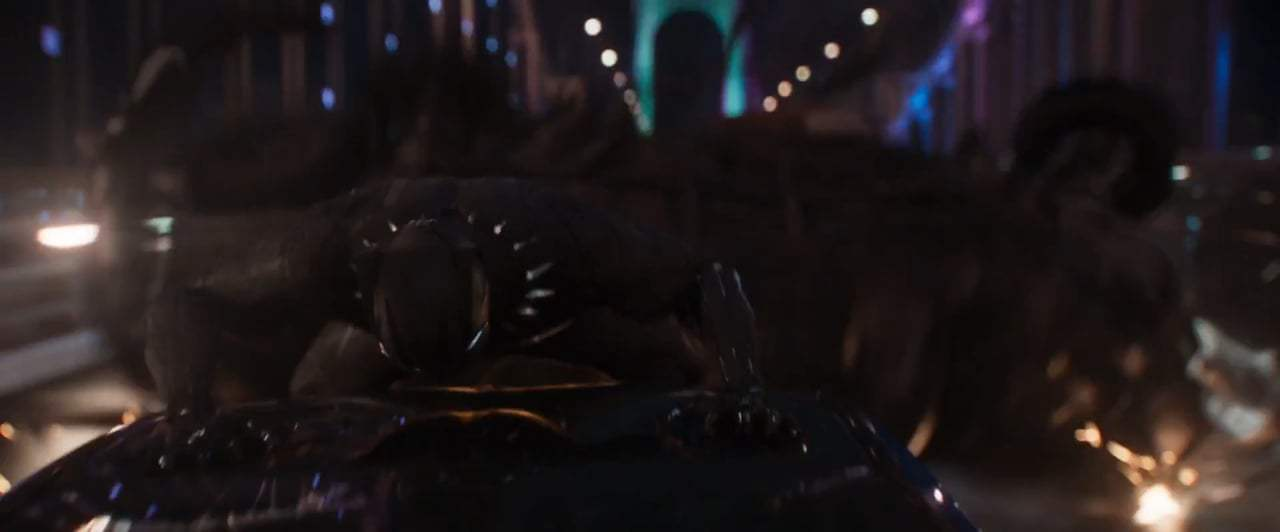 Black Panther Rise Trailer (2018) Screen Capture #4