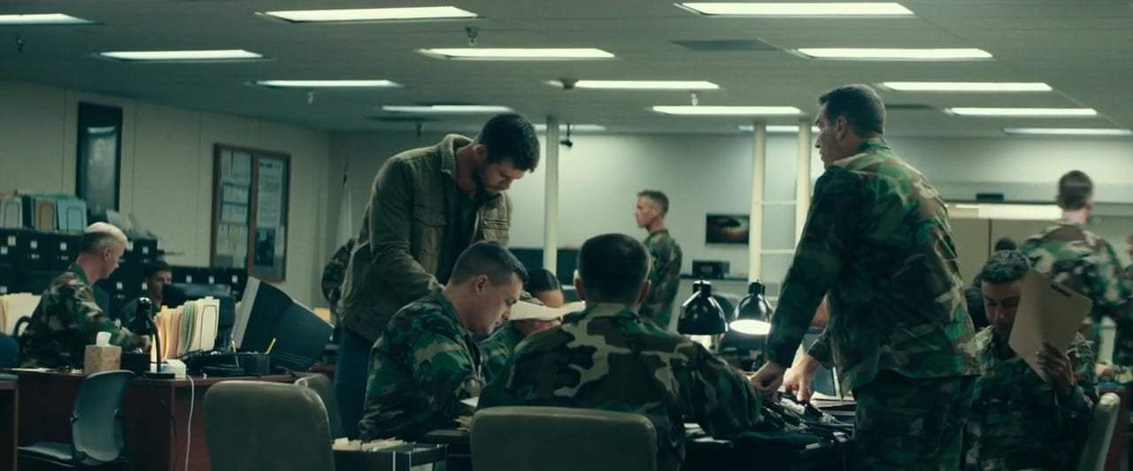12 Strong (2018) - You Don't Have A Team Screen Capture #3