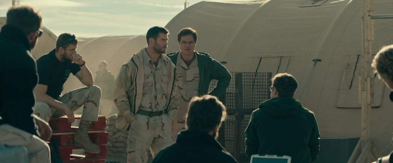 12 Strong (2018) - We're Going In Screen Capture #1