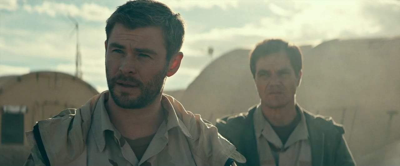 12 Strong (2018) - We're Going In Screen Capture #3