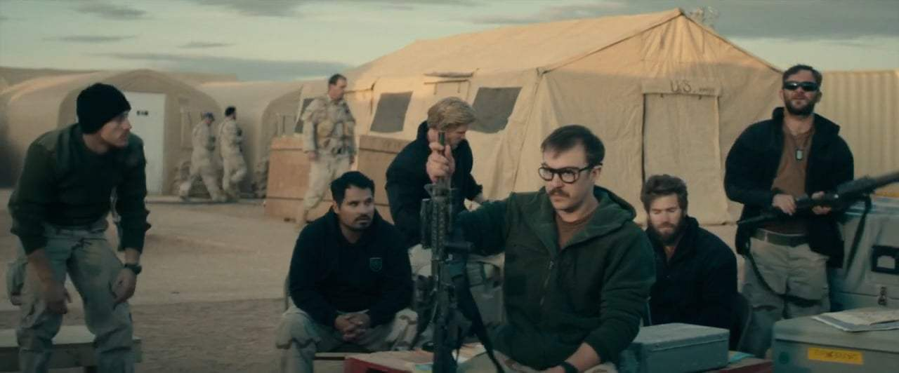 12 Strong (2018) - We're Going In Screen Capture #4