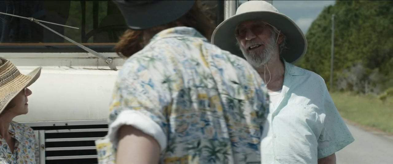 The Leisure Seeker (2018) - Shotgun Screen Capture #2