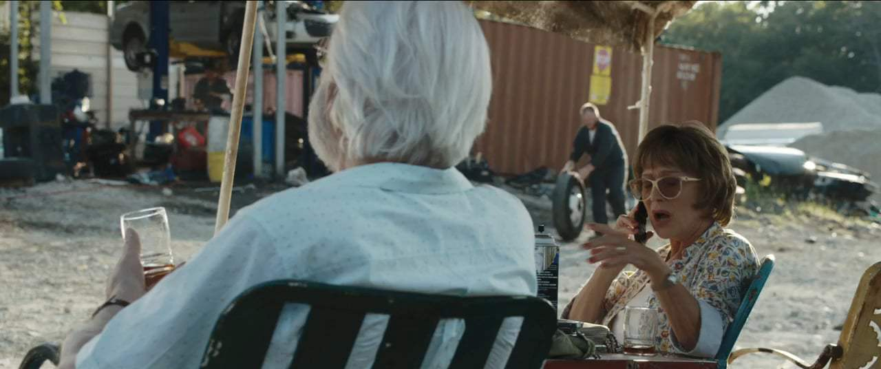 The Leisure Seeker (2018) - Where Are You Mom? Screen Capture #1