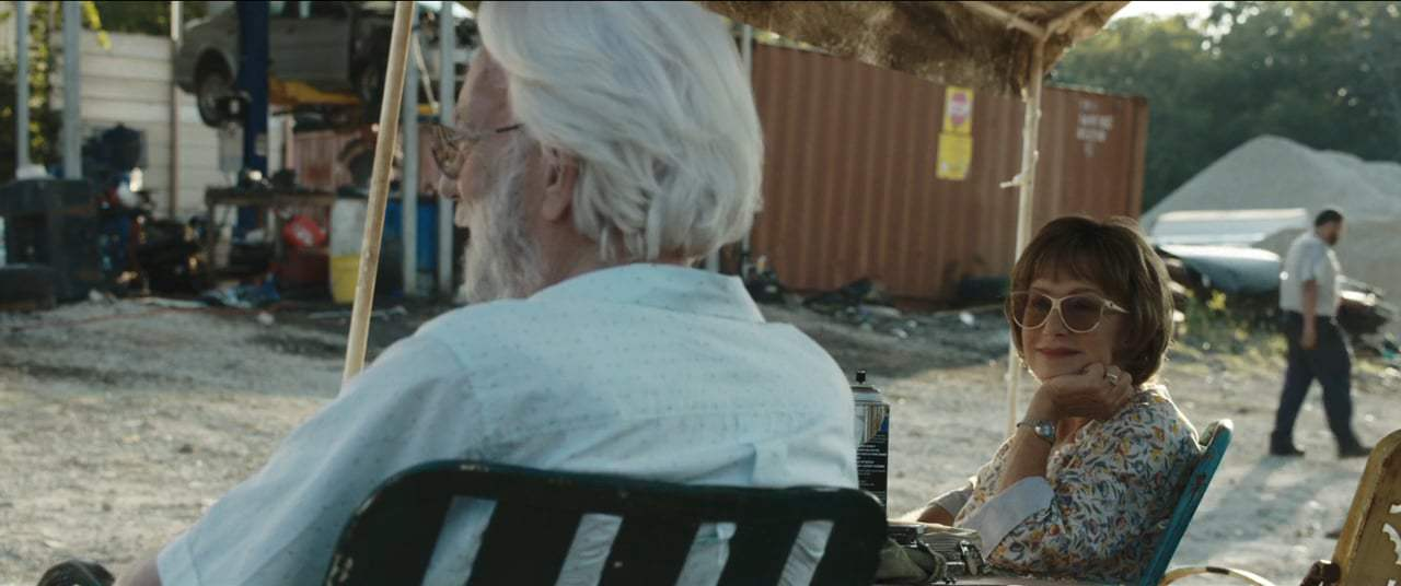 The Leisure Seeker (2018) - Where Are You Mom? Screen Capture #4