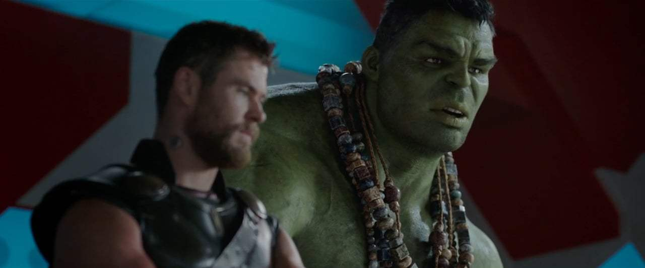 Thor: Ragnarok Blu-Ray Trailer (2017) Screen Capture #4
