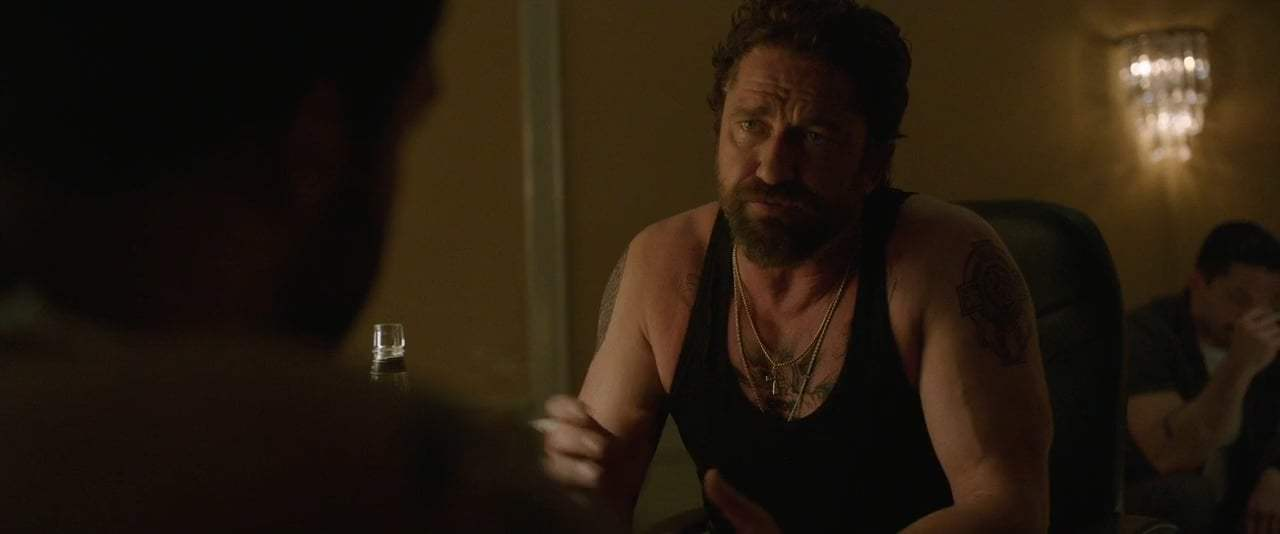 Den of Thieves (2018) - It's Less Paperwork Screen Capture #3