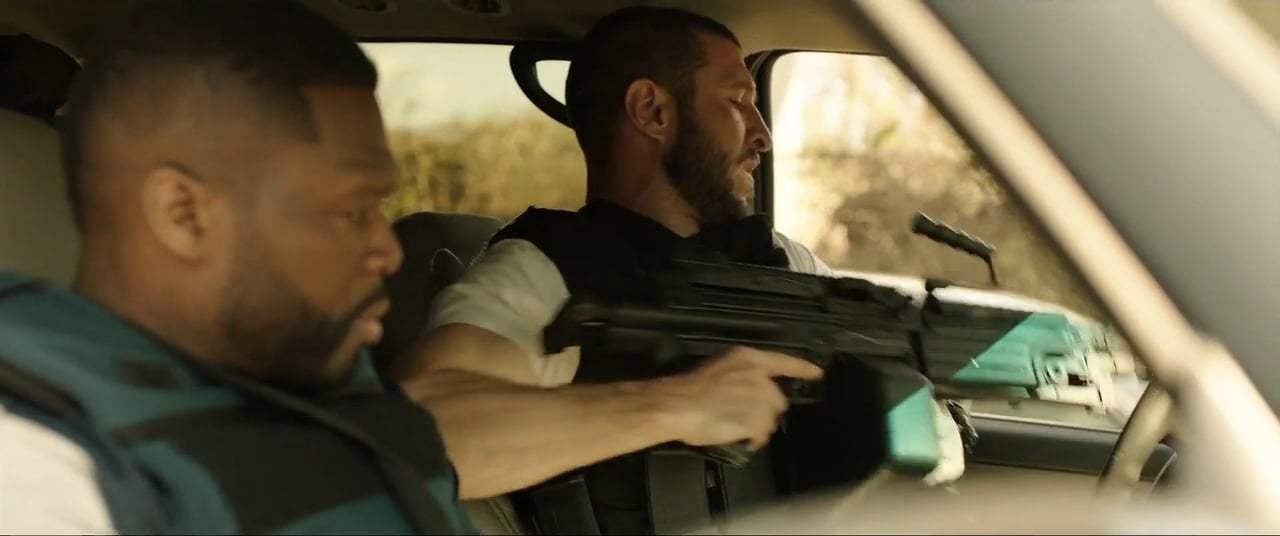 Den of Thieves (2018) - We Got 'Em Pinched Screen Capture #1