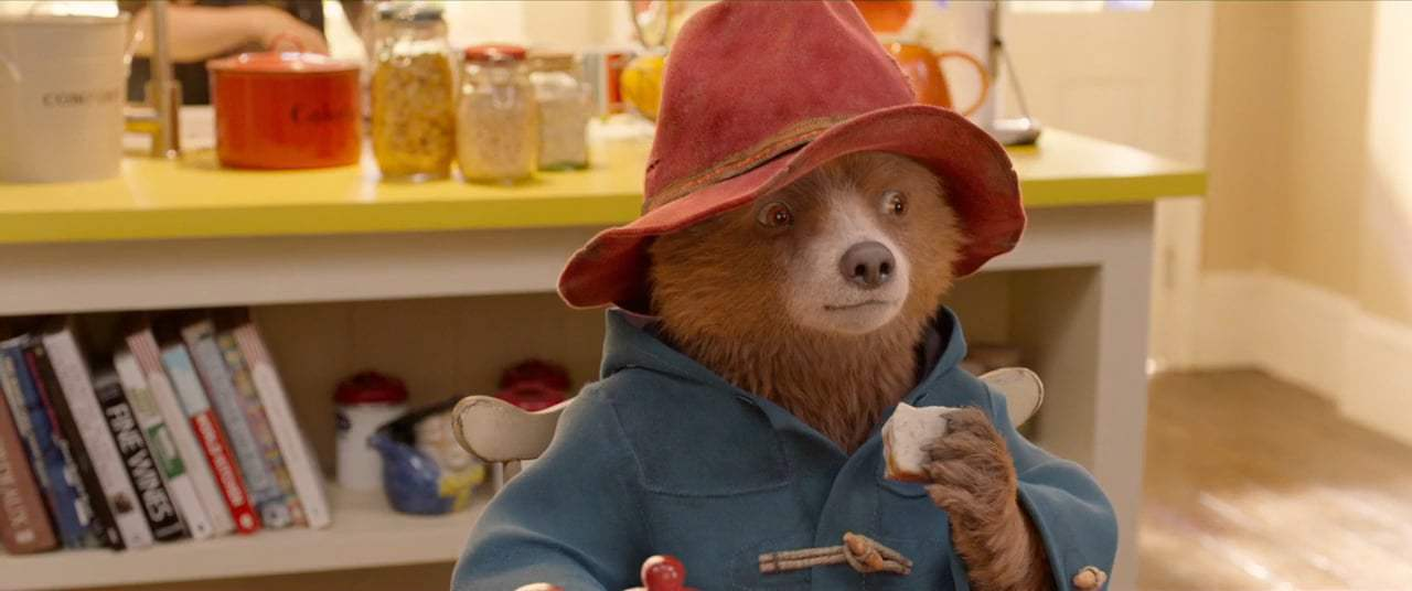Paddington 2 (2018) - Wash Behind Your Ears Screen Capture #3