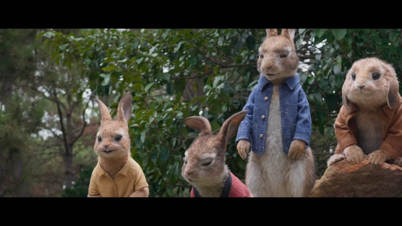 Peter Rabbit Vignette - Mopsy (2018) Screen Capture #3