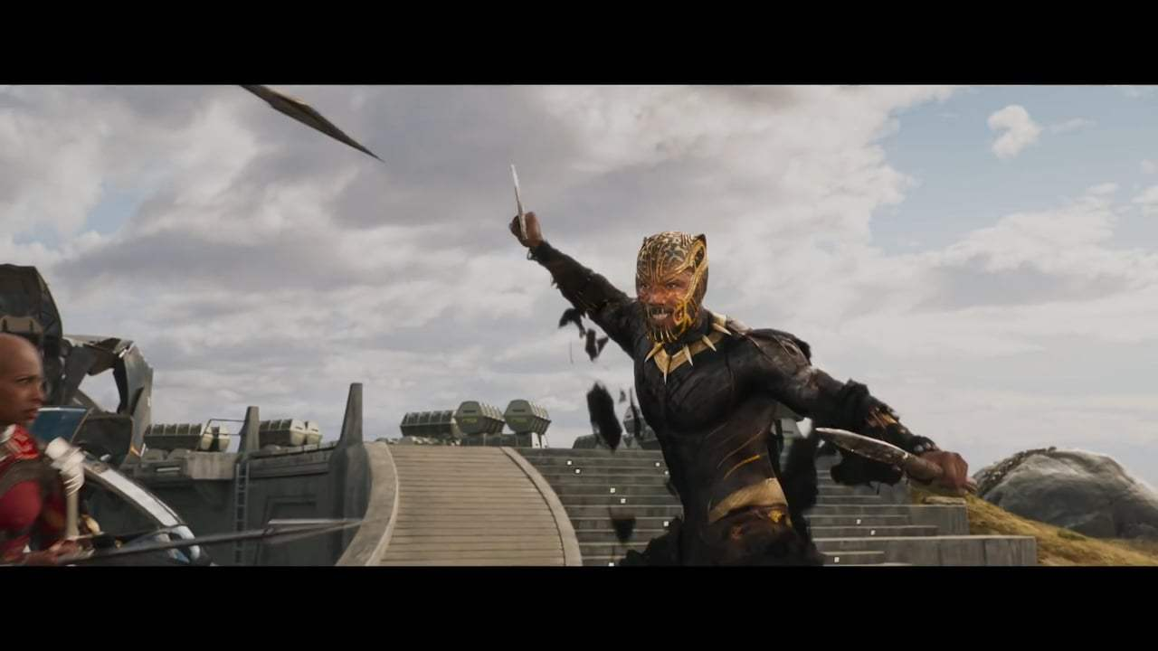 Black Panther Featurette - Good to be King (2018) Screen Capture #3