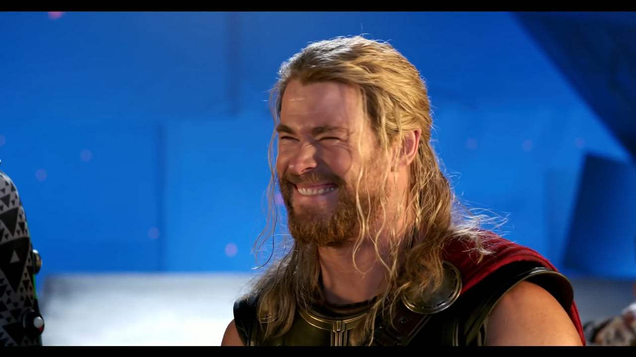 Thor: Ragnarok Featurette - Filming Moments with Taika (2017) Screen Capture #3