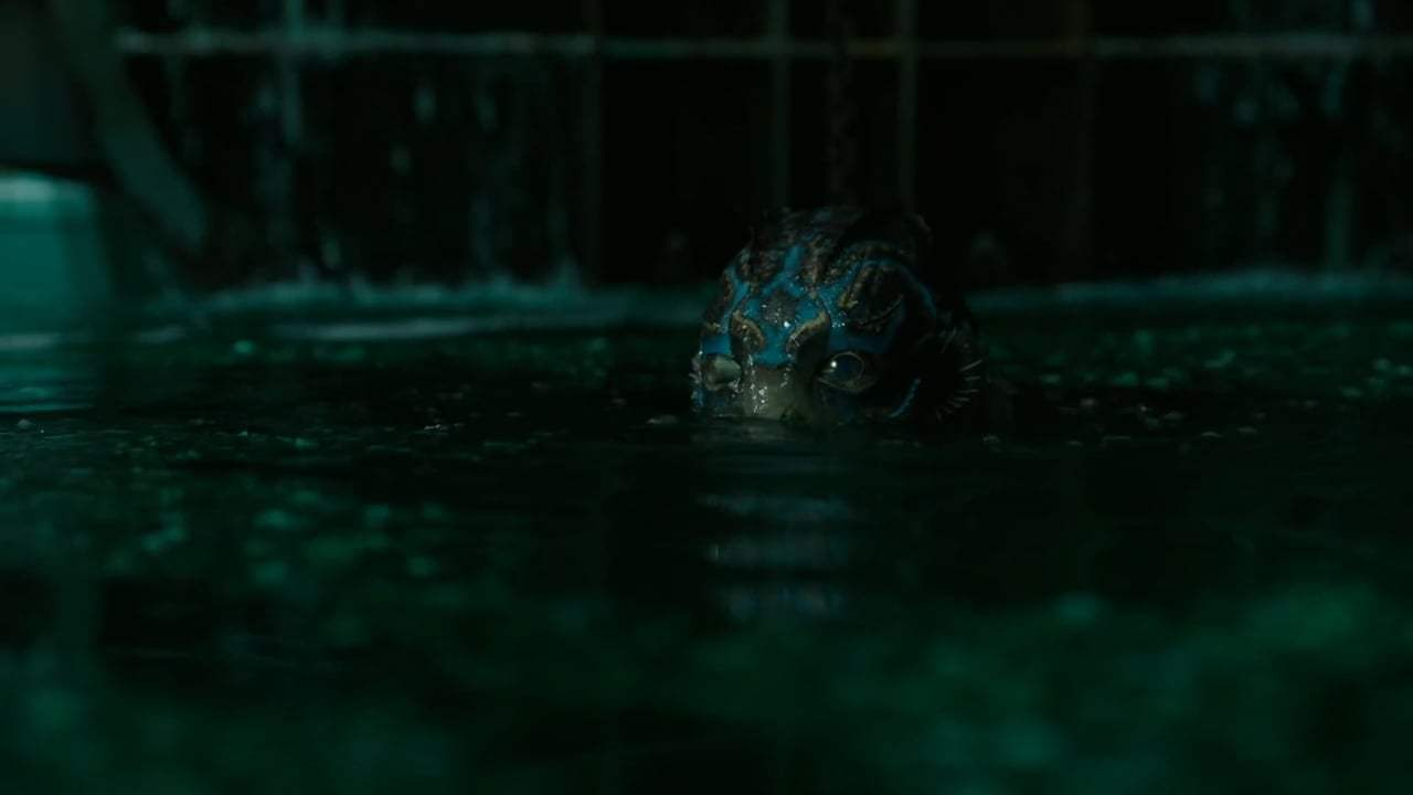 The Shape of Water Featurette - Troika (2017) Screen Capture #1