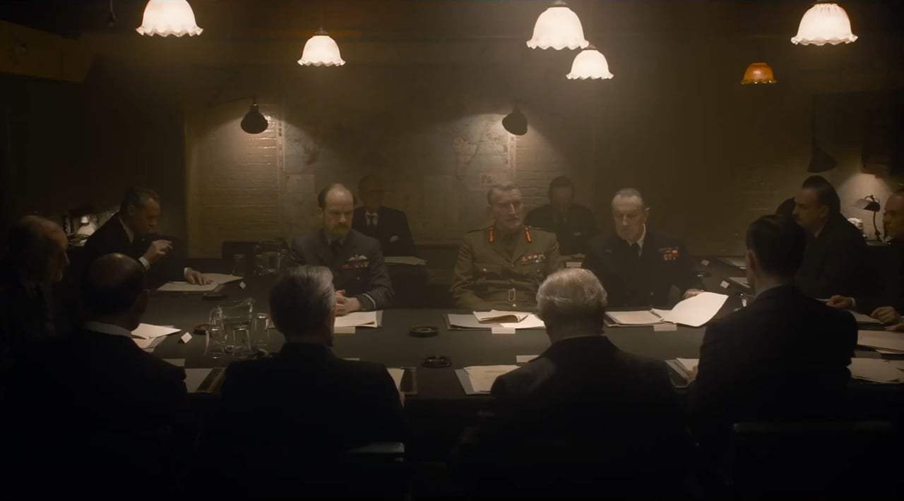 Darkest Hour TV Spot - Golden Globe Winner (2017) Screen Capture #1