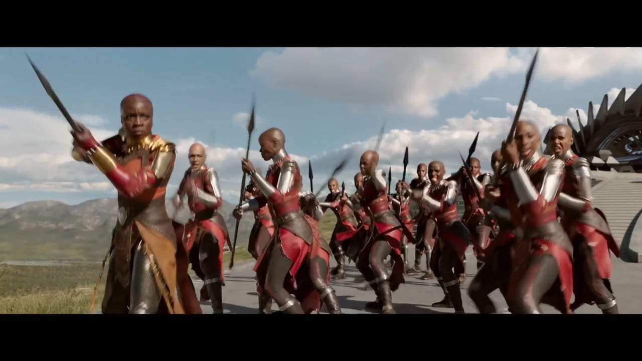 Black Panther Featurette - Warriors of Wakanda (2018) Screen Capture #2
