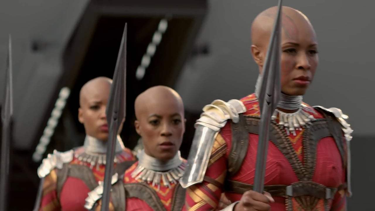 Black Panther Featurette - Warriors of Wakanda (2018) Screen Capture #3