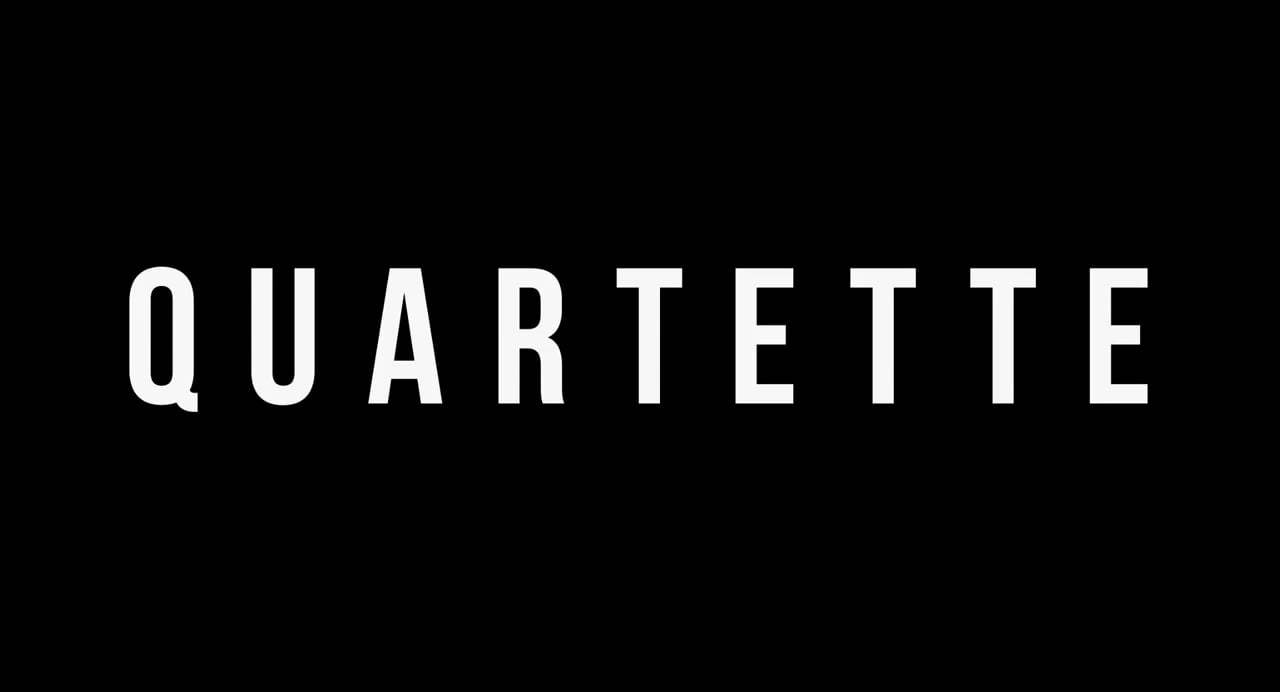 The Quartette Trailer (2018) Screen Capture #4